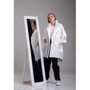 """Куртка """"Адегея"""" белого цвета"""