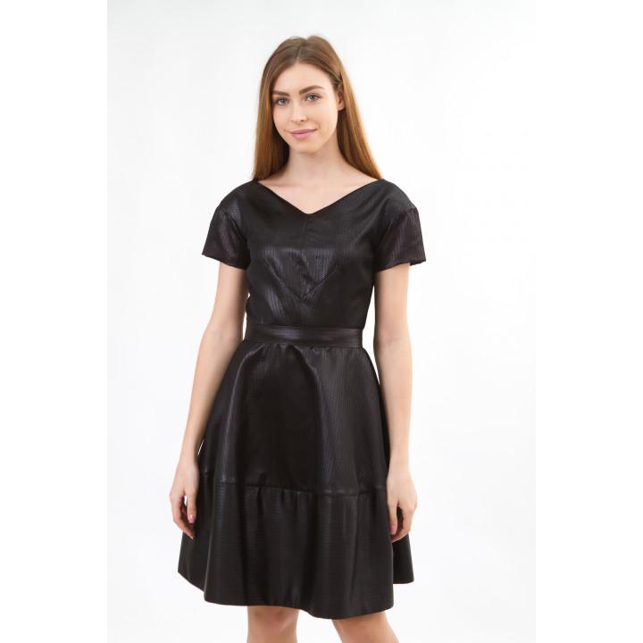 """Платье """"Кари"""" черного цвета"""